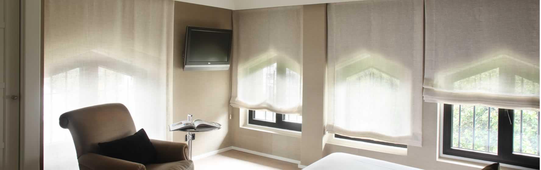 Estores salamanca casa de las persianas for Cortinas o estores salon